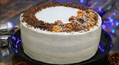 Подборка очень вкусных и праздничных тортов