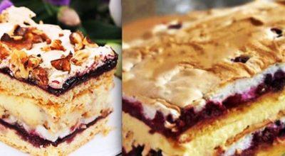 Польский торт Пани Валевска
