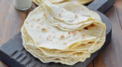 Рецепт домашнего тонкого лаваша