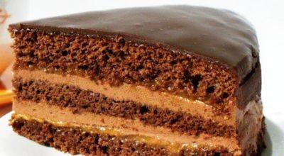Рецепт любимого торта «Прага» в домашних условиях