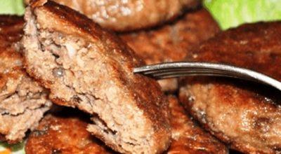 Рецепт оригинальных печеночно – картофельных котлет