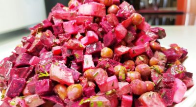 Салат из свеклы на каждый день