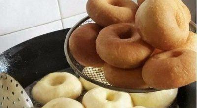 Самые вкусные и нежные пончики, которые вы когда-либо ели