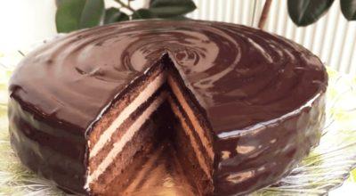 Такой вкусный и сочный. Торт «Прага» — бабушкин рецепт