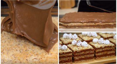Торт «Симфония» без муки