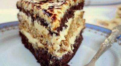 Торт «Халва» — торт с польского сайта. Невероятно вкусный
