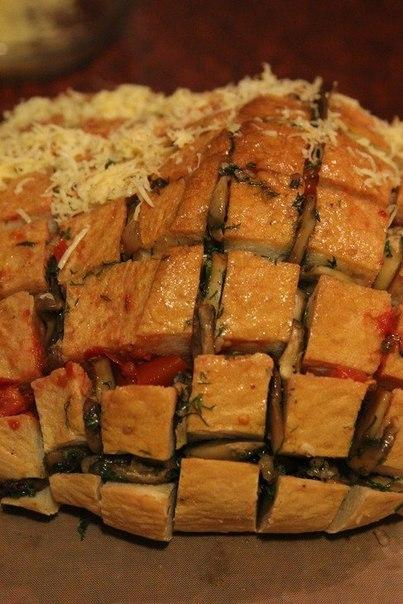 Закусочный хлеб на скорую руку., изображение №5