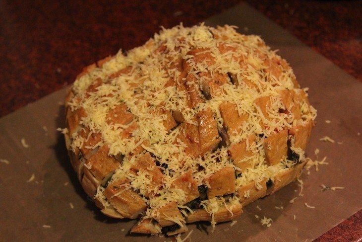 Закусочный хлеб на скорую руку., изображение №6