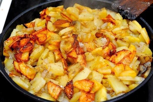 Жарим картошку правильно., изображение №1