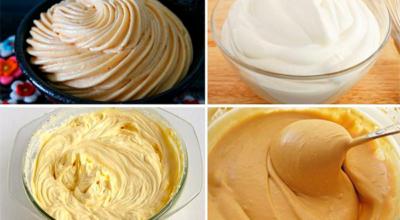 15 лучших, нежных, воздушных и вкуснейших заварных кремов