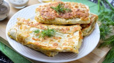 Вкуснейшие пирожки из лаваша с картошкой — они еще не раз появятся на вашем столе