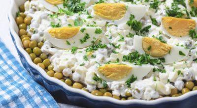 10 безумно вкусных салатов с печенью