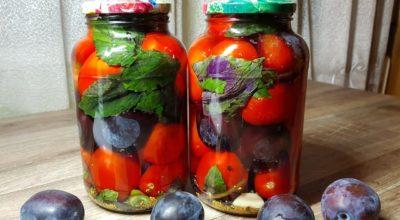 50 банок улетают за зиму. Вкусные помидоры в загадочном маринаде