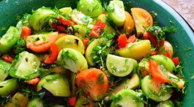 Маринованные зеленые помидоры по маминому рецепту. Как замариновать зеленые помидоры