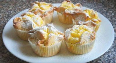 Итальянские пирожные «Соффиони». Невероятная вкуснота из творога
