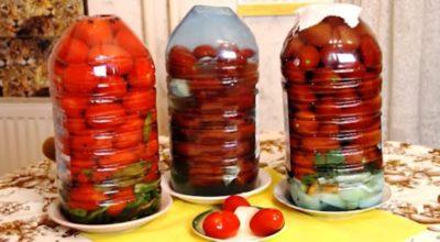 Квашеные помидоры, как в бочке