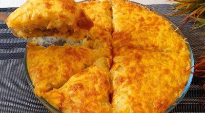 Недорогое, обалденно вкусное и простое блюдо из картофеля