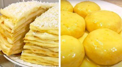 Необыкновенный торт «Кутузов». Без духовки, без скалки, без блинов