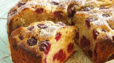 Пирог очень простой, но до чего же вкусный