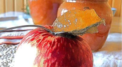 Яблочный джем «Лeнивaя хoзяйκa»