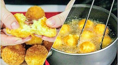 Если есть в холодильнике 200 грамм сыра, приготовьте такую вкусноту