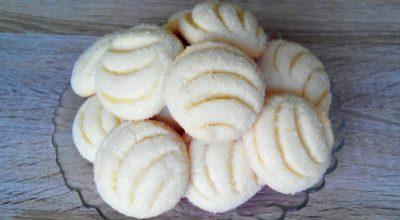 Моментальное печенье из простых продуктов. Вкусное и хрустящее