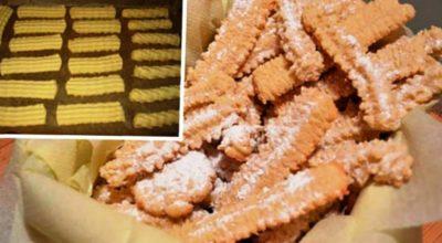 Ностальгия. Рецепт вкусного печенья из нашего детства