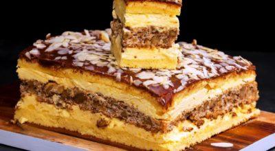 Пирожное, которое покорило всех. Улучшенная версия