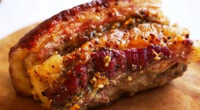 Сало в духовке вкуснее мяса. Мягкая, нежная и очень вкусная закуска