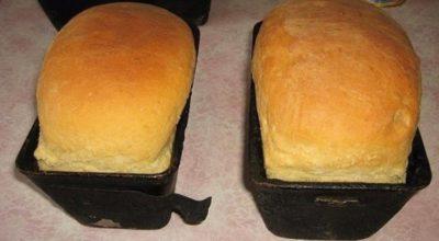 Мягкий внутри с хрустящей корочкой. Рецепт вкусного домашнего хлеба