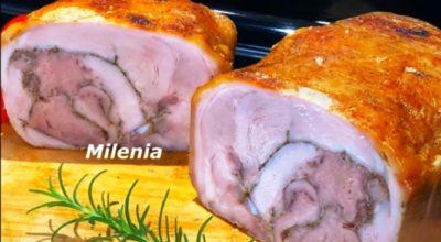 Мясо в духовке пальчики оближешь. Вкуснятина вместо любой колбасы