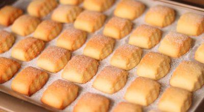 Песочное печенье из детства. Такое тесто готовили наши мамы и бабушки