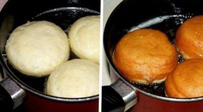 Рецепт воздушных пончиков для всей семьи