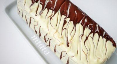 Сочный шоколадный кекс на йогурте