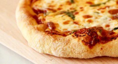 Замечательное тесто для пиццы