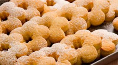 Домашнее медовое печенье — вкусный и красивый десерт всего за 12 минут