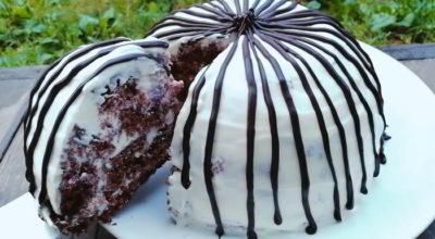 Восхитительный торт «Панчо» без духовки