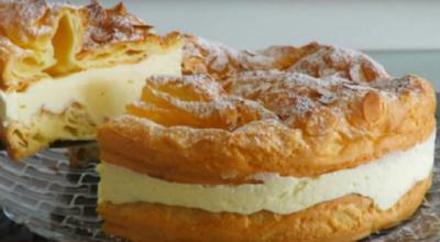 Польский торт «Карпатка». Оригинально и безумно вкусно