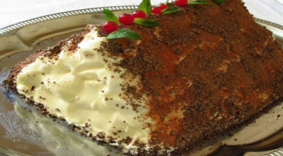 Торт «Монастырская изба» — это наслаждение