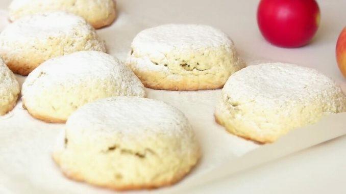 Пирожки песочные с яблоками рецепт с фото пошагово - 1000.menu