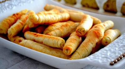 Сигара бёрек из лаваша: вкуснейшие мини-пирожки готовятся в мгновение ока