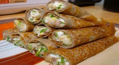 Главное в блинчиках — это начинка: 11 способов сделать обычное блюдо более праздничным