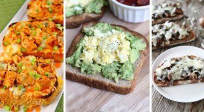 Молниеносный перекус: 12 лучших намазок на хлеб, которые легко утоляют голод