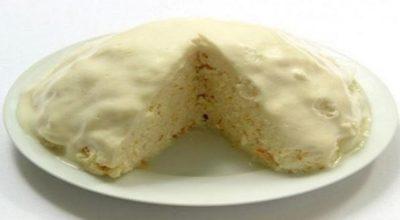 Молочный тортик без выпечки. Готовлю, когда хочу чего-то особенного