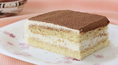 Необычайно простой, но вкусный десерт