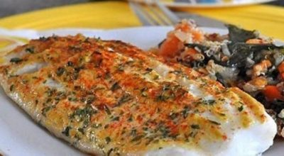 Рыба запеченная с горчицей, которую хочется есть каждый день
