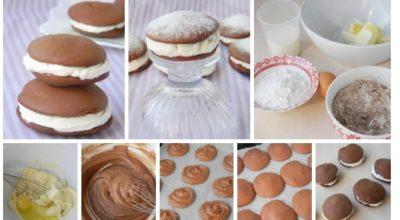 Мягкие шоколадные пирожные «Вупи» — на радость всем сладкоежкам