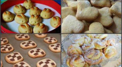 Настоящее детское печенье — 4 великолепных рецепта